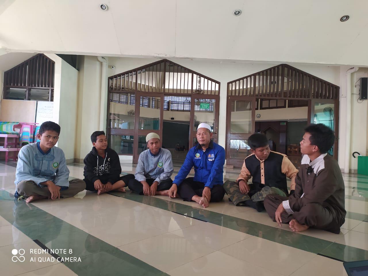 Bangun Dakwah Pedalaman, 5 Anak Ngoyo Nyantri ke Tanah Jawa
