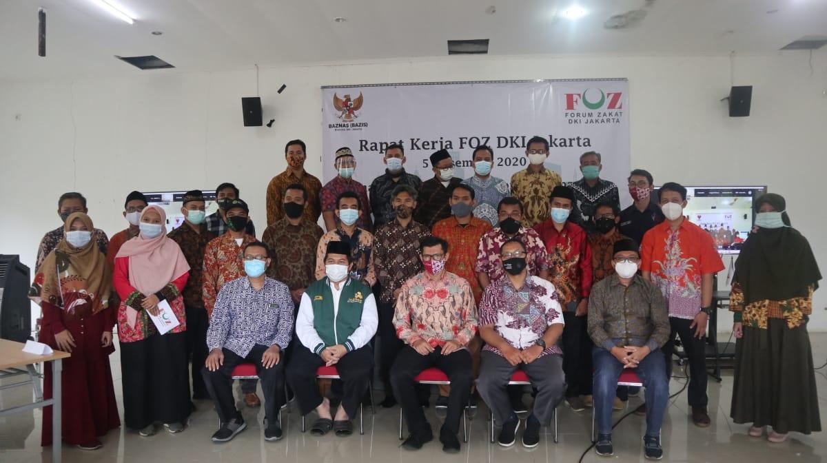 FOZ DKI Jakarta Resmi Dilantik