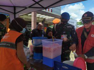 Rumah Zakat Action Buka Posko Segar Untuk Tim Evakuasi Pesawat SRIWIJAYA AIR SJ182
