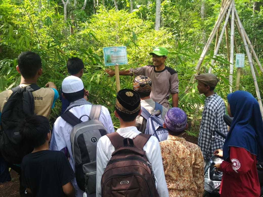 Edukasi Bambu, Sinergi Foundation Segera Bangun Firdaus Bamboo EduPark