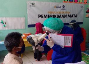 Gelar Layanan Kesehatan, DT Peduli Peroleh Apresiasi dari Tokoh Masyarakat