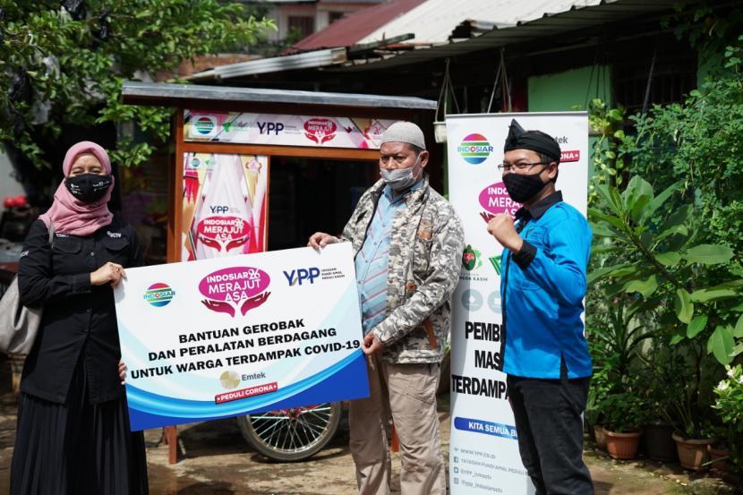 Sambut HUT ke-26, Indosiar dan Dompet Dhuafa Bangkitkan UMKM