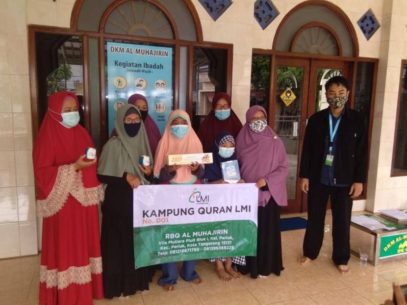 LMI Resmikan Kampung Quran Pertama di Tangerang