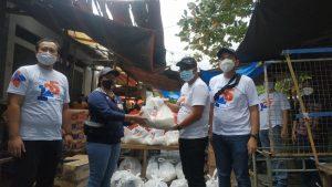 YBM BRI, BRI Kanwil Manado dan BRI Peduli Salurkan Bantuan untuk Penyintas Banjir Manado