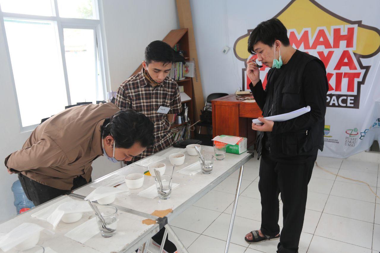 Tingkatkan Skill, Rumah Cahaya Bangkit Gekar Pelatihan Barista