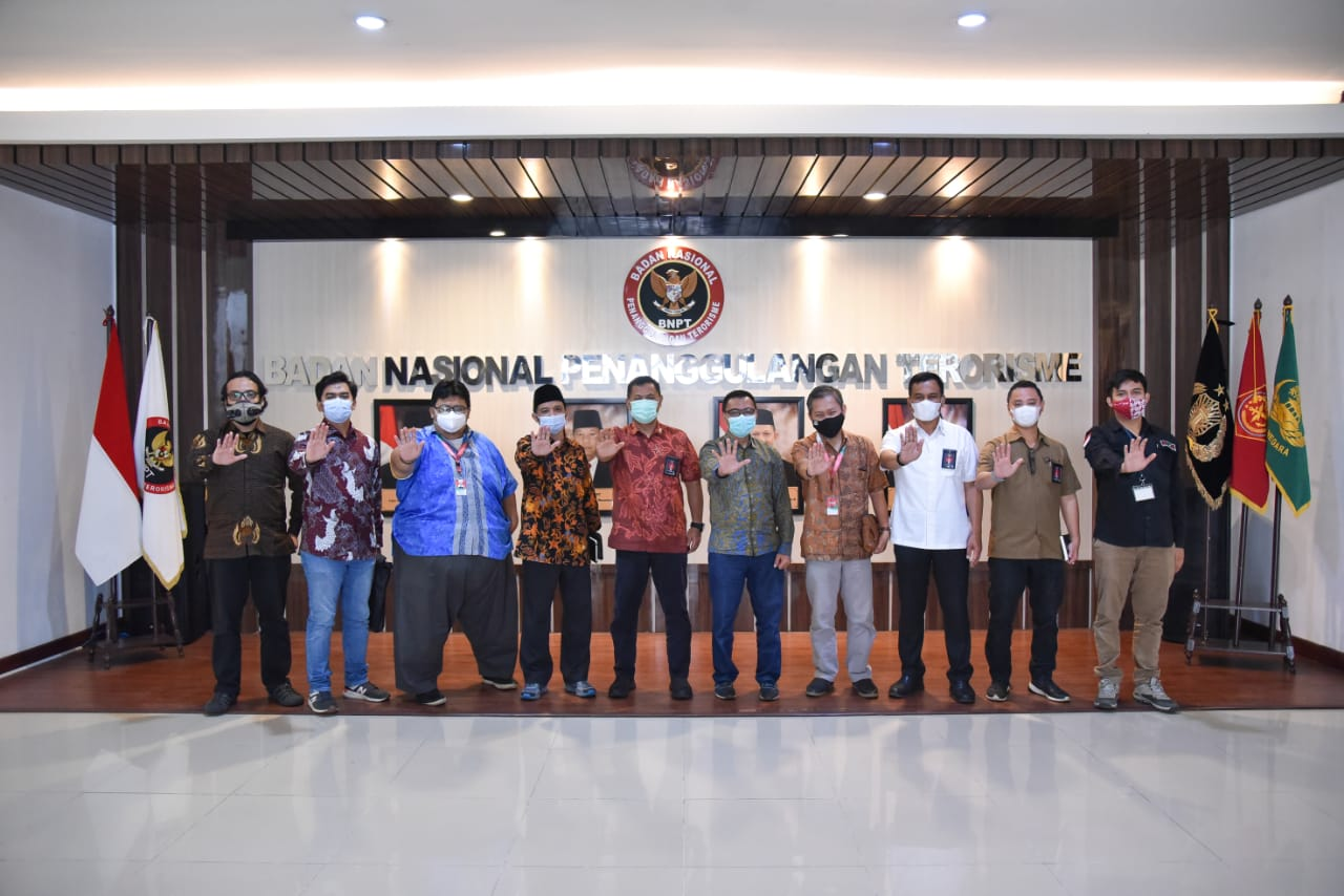 FOZ – BNPT Kolaborasi untuk Tanggulangi Aksi Terorisme dalam Gerakan Zakat