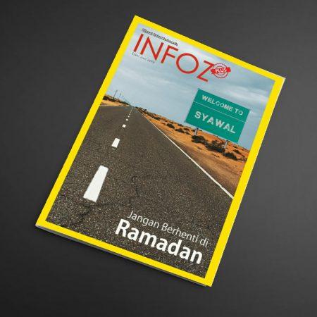INFOZ Edisi Juni 2019: Jangan Berhenti di Ramadan